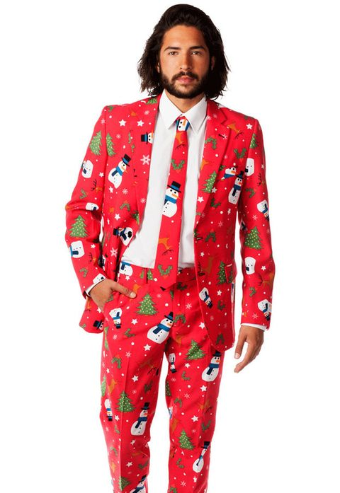 the original ugly christmas sweater suit - Christmas Sweater Suit