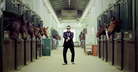 Not Even YouTube Can Chart the Shittiness Of 'Gangnam Style' Now