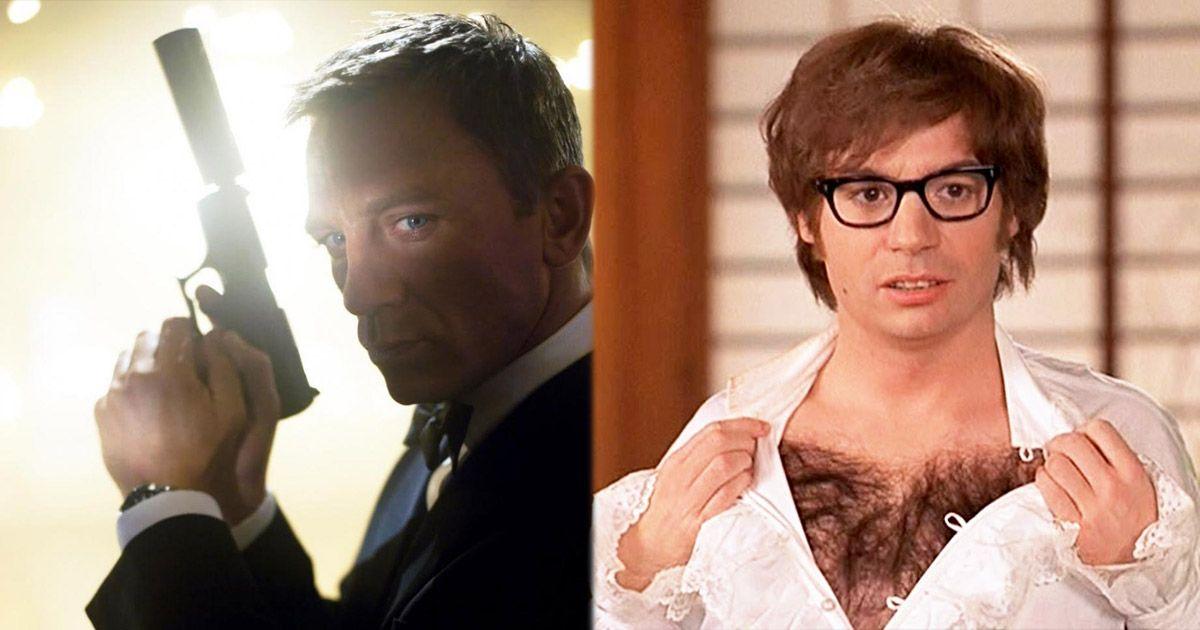 Daniel Craig Blames Austin Powers For Serious James Bond Movies