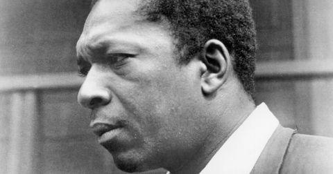 Watch John Coltrane Play A Love Supreme Live
