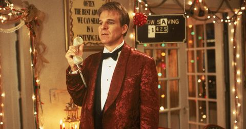 in the christmas movie genre there are the rightful classics eg national lampoons christmas vacation the overplayed standards a christmas story - Steve Martin Christmas Movie