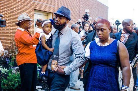 Michael Brown Sr Interview Ferguson Shooting Victims Father