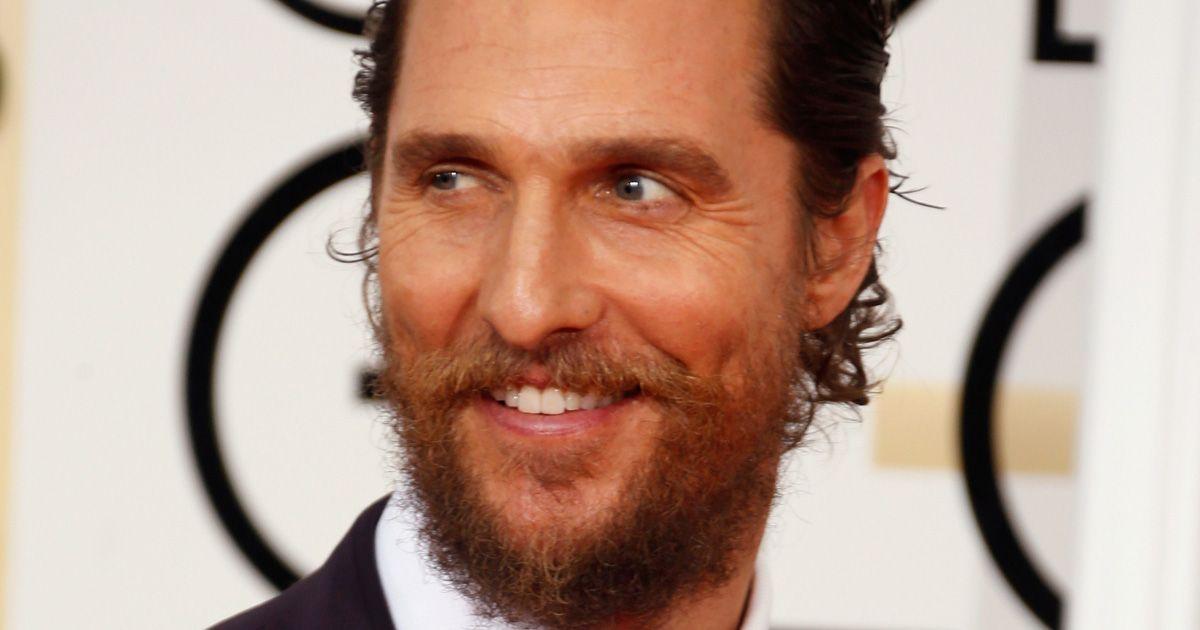 Full Beard Or Goatee
