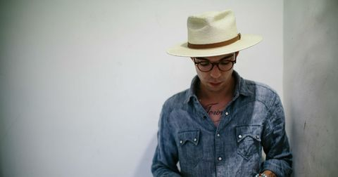Justin Townes Earle Talks Writing Personal Music About Fatherhood