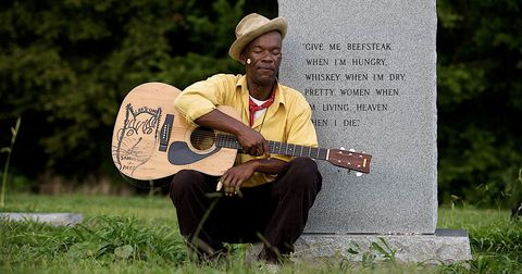 Mississippi Bluesmen - Photos of Blues Musicians