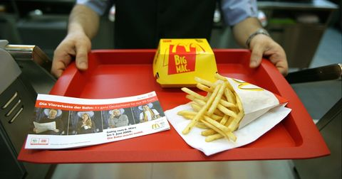 Take a Look At What's Inside McDonald's Fries