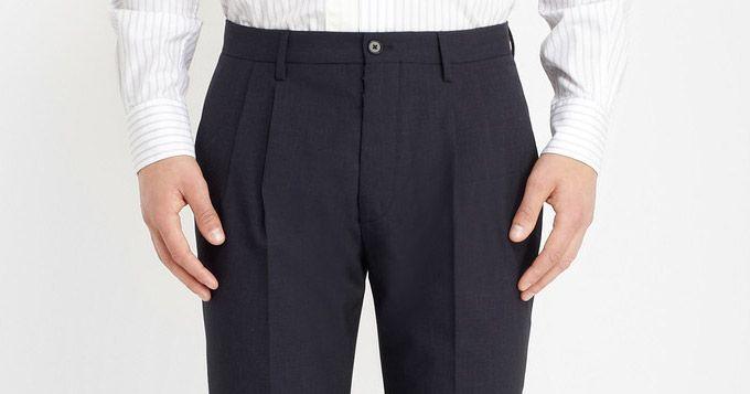 When To Wear Pleated Pants ks4jTdaR