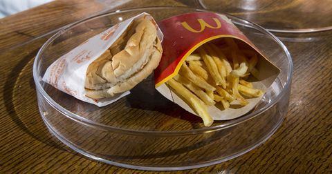 Here's Proof That McDonald's Burgers and Fries Will Survive the Apocalypse