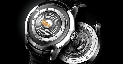 A New Watch Proves Holograms Aren't Just For Star Wars Anymore