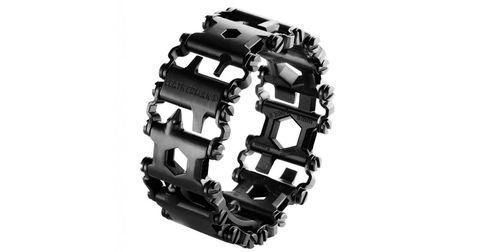 Leatherman's Tread Bracelet Puts a Multitool on Your Wrist