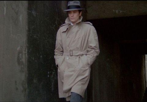 Sleeve, Collar, Hat, Photograph, Standing, Jacket, Coat, Headgear, Fashion, Overcoat,