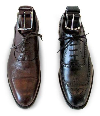 Esquire Guide Mens Dress Shoes