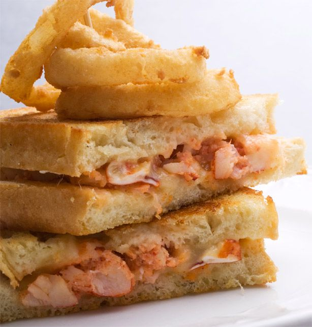 Lobster Grilled Cheese: One of the Tastiest Things in America