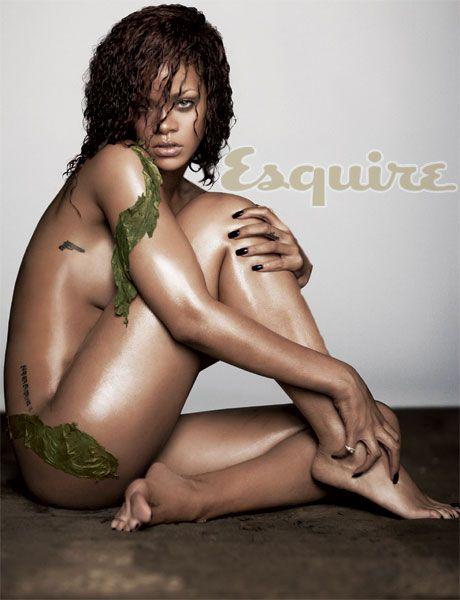 8e8ef1a2083 Rihanna Naked Pictures and Video - Esquire Sexiest Woman Alive