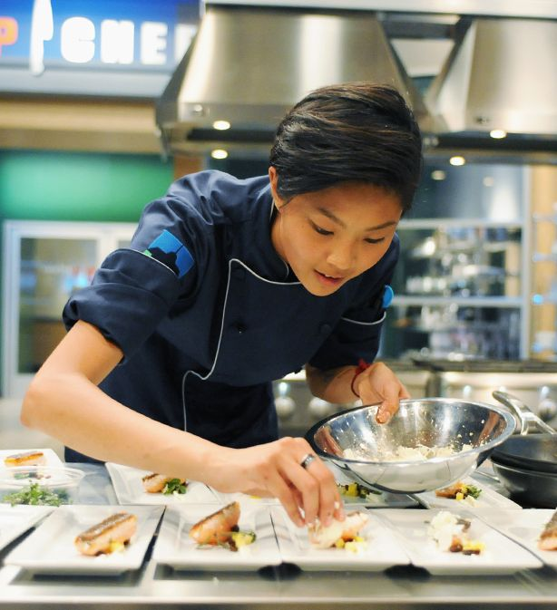 Q&A: Kristen Kish on Her Top Chef Victory, and How to Cook Like a French Chef