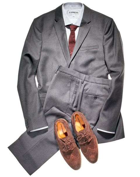 The Steal: An Express Suit - Affordable Men's Suits