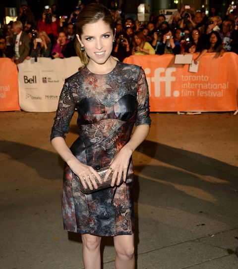 Anna Kendrick Interview Anna Kendrick On The Company You Keep