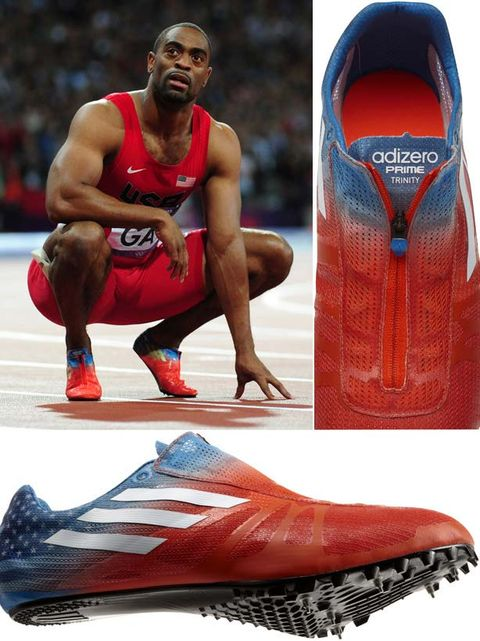 3d570243765e Tyson Gay Adidas Track Spikes - New Shoes by Tyson Gay