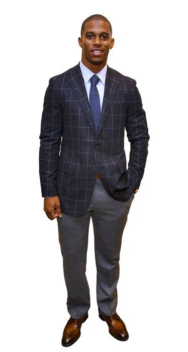 d475375a4405 Best Dressed NFL Players - Best Dressed Football Players 2012