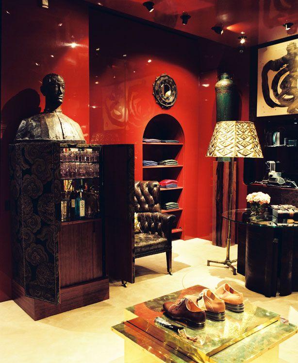 070d2576b3 Dries Van Noten Paris Store