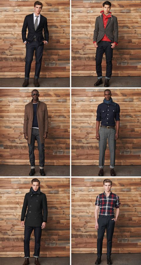 J Crew Fall 2011 Men Preview J Crew Men S Clothing Fall 2011