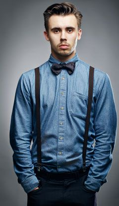 8a918c573b09 Men Wearing Bow Ties - Bowties for Men