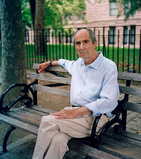 Philip Roth Goes Home Again