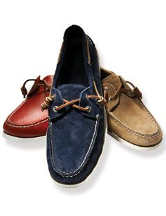 the endorsement sperry top siders