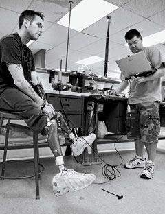 Rebuilding Bryan Anderson - Iraq War Veteran