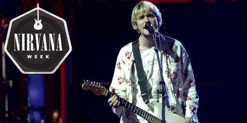 10 Bands Kurt Cobain Loved
