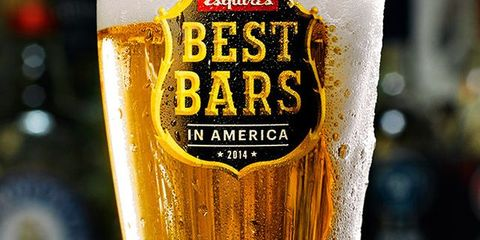 The Best Bars in America, 2014