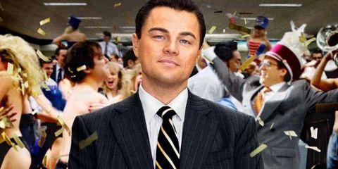 Crowd, Tie, Dress shirt, Suit, Public event, Blazer, Audience, White-collar worker, Fan, Costume,
