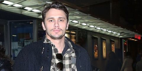 My Week with James Franco