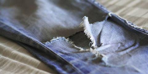 Textile, Denim, Tan, Beige, Close-up, Stitch, Natural material, Silver, Linens, Fiber,