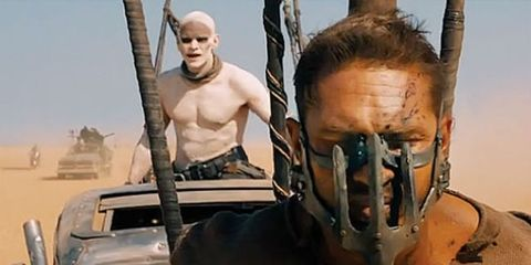 Chest, Barechested, Fictional character, Hood, Action film, Abdomen, Movie,