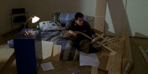 Wood, Room, Floor, Flooring, Lamp, Hardwood, Comfort, Box, Plywood, Shipping box,