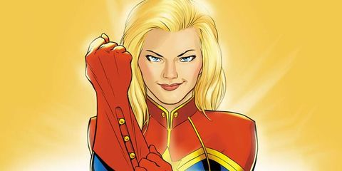 Meet All of Hollywood's Future Women Superheroes