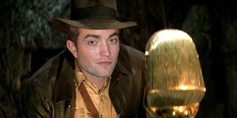Hat, Jacket, Outerwear, Facial hair, Headgear, Sun hat, Leather jacket, Fedora, Cowboy hat, Leather,