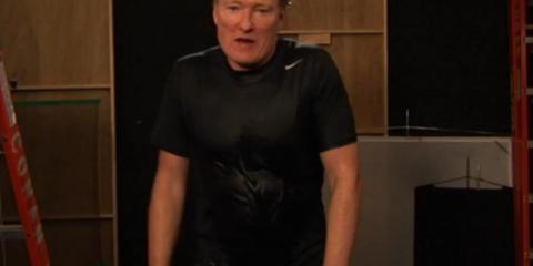 Conan's Ice Bucket Challenge Is the Best Ice Bucket Challenge Worth Watching