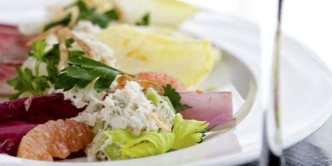 Food, Ingredient, Cuisine, Dishware, Leaf vegetable, Recipe, Dish, Fines herbes, Breakfast, Garnish,