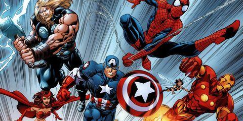 Fictional character, Captain america, Red, Superhero, Hero, Spider-man, Fiction, Cartoon, Carmine, Avengers,