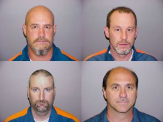 inmates from the Kinross prison escape