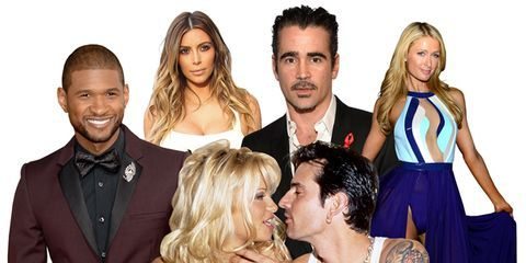 Celebrity sex tape stars 2008