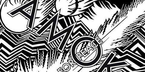 """Atoms for Peace, """"Reverse Running,"""" <i>AMOK</i>"""