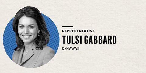 Representative Tulsi Gabbard