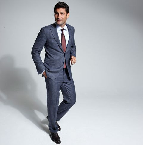 6d7eae253215 New Zegna Suit Fall 2011 - New Business Suits for Men Fall 2011