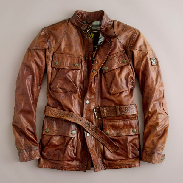 New Leather Jackets for Men - Best New Leather Jackets For Men