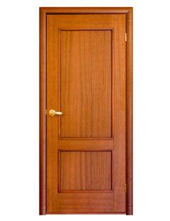 Perfect Wooden Door