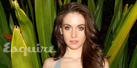 Alison Brie Esquire Alison Brie Photos - A...