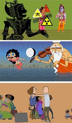 Watch Sita Sings the Blues Online - Animated Movie of Ramayana